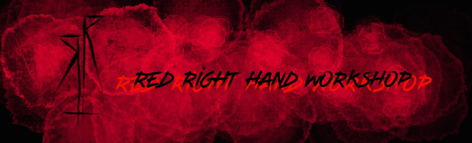 Logo Red Right Hand Workshop